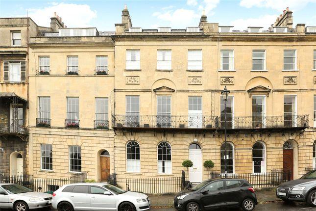 Front of Marlborough Buildings, Bath BA1