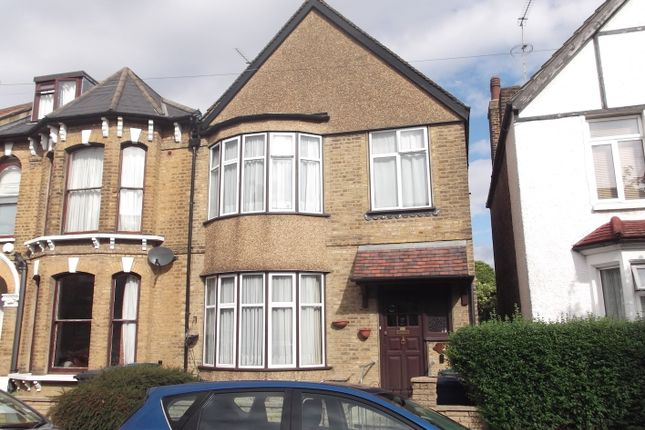 Thumbnail End terrace house to rent in Leicester Road, East Finchley