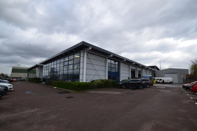 Thumbnail Industrial to let in Unit, Cranes Point, Gardiners Lane South, Basildon