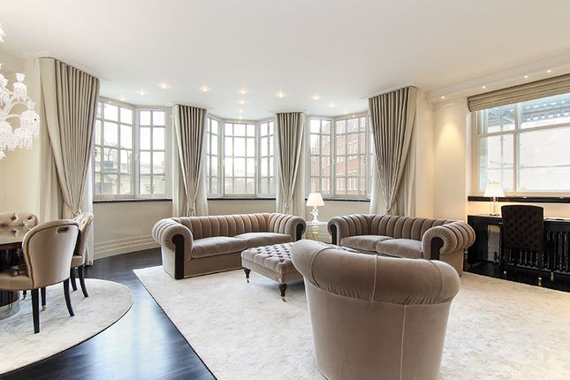 Thumbnail Flat for sale in Thurloe Place, London