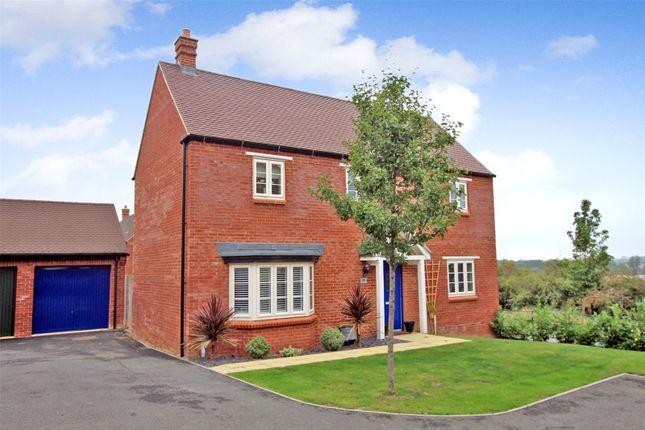 Thumbnail Detached house for sale in Lagonda Drive, Brackley