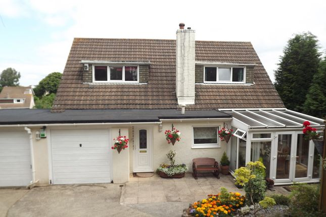 Thumbnail Detached house to rent in Nut Bush Lane, Torquay