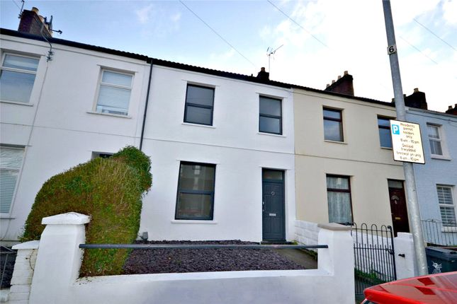 Thumbnail Terraced house for sale in Severn Road, Pontcanna, Cardiff