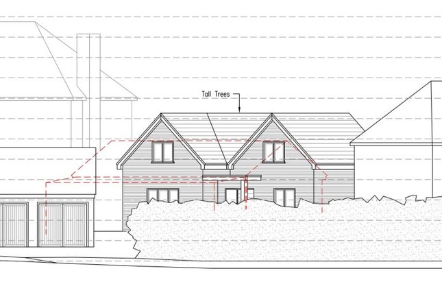 Detached house for sale in Wych Hill Lane, Woking