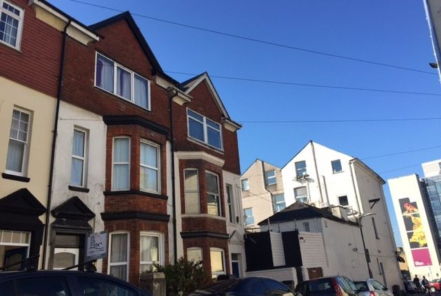 Thumbnail Terraced house to rent in Blenheim Road, Plymouth