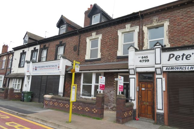 Thumbnail Flat to rent in Grove Road, Rock Ferry, Birkenhead
