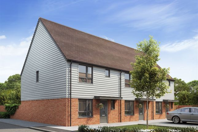 "Thumbnail Semi-detached house for sale in ""Linton"" at Repton Avenue, Ashford"