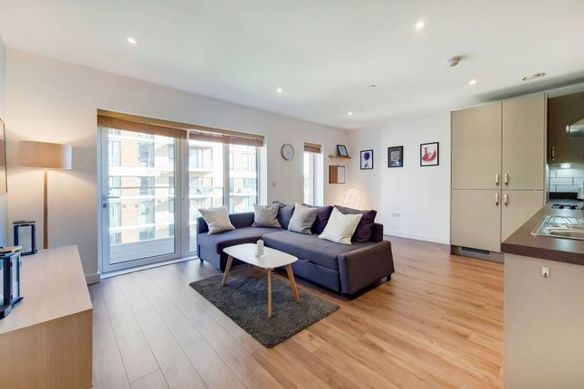 1 bed flat for sale in Drummond House, Woolwich Riverside, London SE18