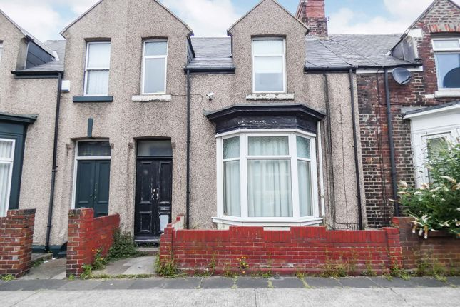 Thumbnail Terraced house for sale in Princess Street, Sunderland