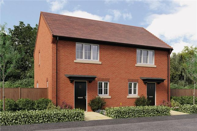 """Thumbnail Mews house for sale in """"Rydal"""" at Burton Road, Streethay, Lichfield"""