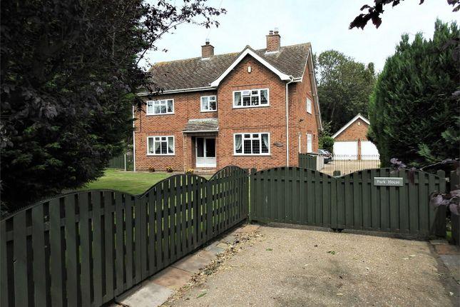 Thumbnail Detached house for sale in Stoke Road, Wereham, King's Lynn