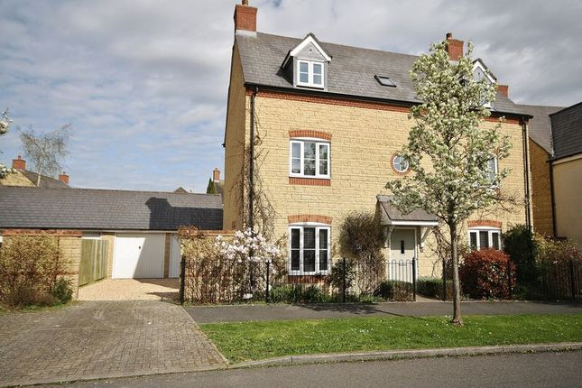 Thumbnail Detached house for sale in Madley Park, Harvest Way, Witney