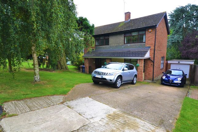 Thumbnail Detached house for sale in Chantry Crescent, Stanford-Le-Hope