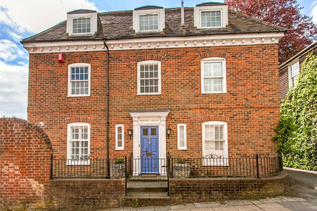 Thumbnail Semi-detached house for sale in St. Swithun Street, Winchester, Hampshire
