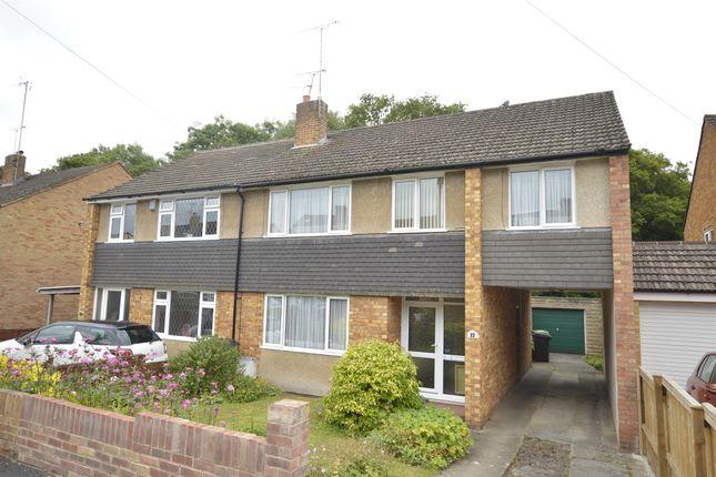 Thumbnail Semi-detached house for sale in Vicarage Road, Coalpit Heath, Bristol