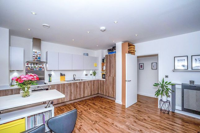 Thumbnail Flat for sale in Tovell Court, 1 Rolfe Terrace, London