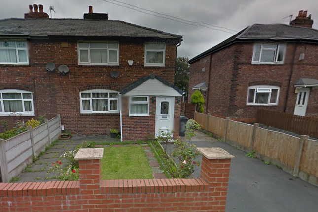Thumbnail Semi-detached house to rent in Edgedale Avenue, Burnage, Manchester