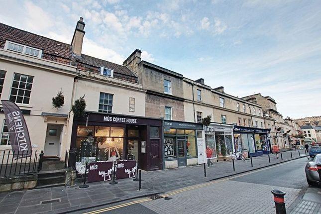 Thumbnail Flat to rent in Claverton Buildings, Bath