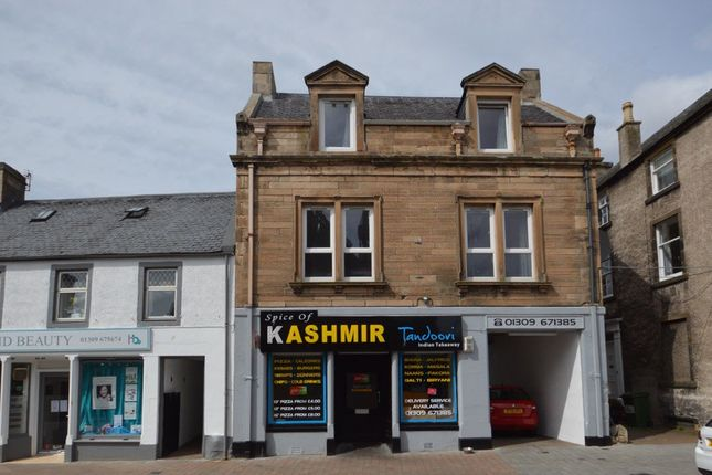 Thumbnail Flat for sale in High Street, Forres, Morayshire