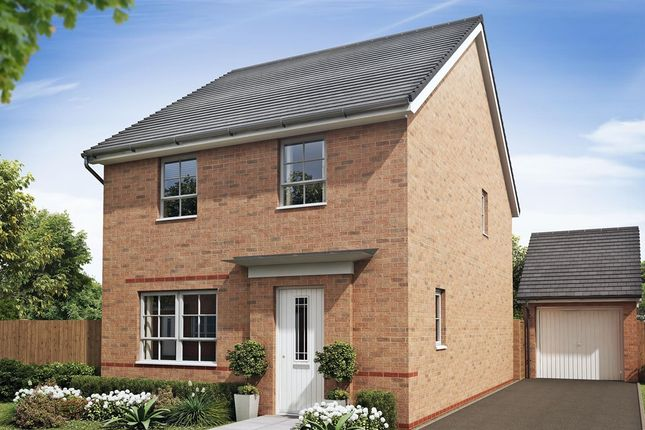"""Thumbnail Detached house for sale in """"Chester"""" at Celyn Close, St. Athan, Barry"""