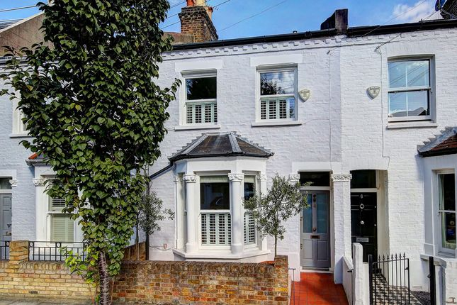 4 bed terraced house for sale in Tasso Road, London