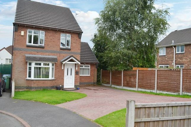 Thumbnail Detached house for sale in Whistlecroft Court, Lower Ince, Wigan