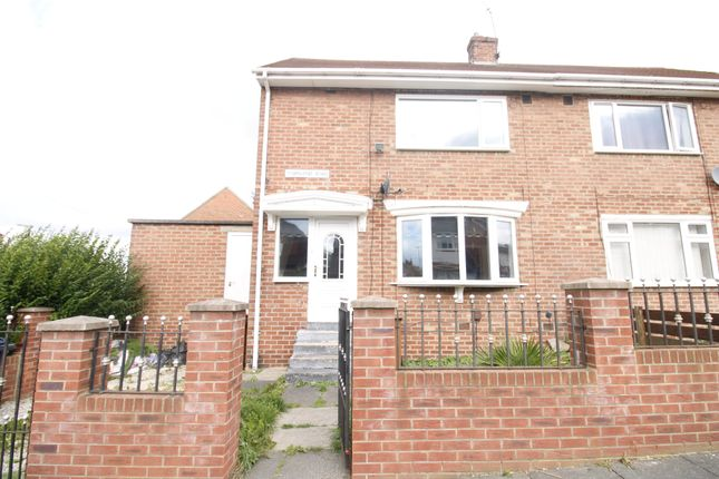 2 bed semi-detached house for sale in Townsend Road, Sunderland SR3
