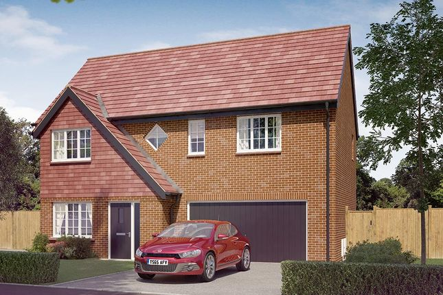 "Thumbnail Detached house for sale in ""The Westbury"" at Newbold Road, Chesterfield"