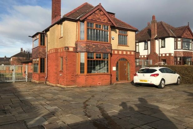 Thumbnail Detached house to rent in Blackpool Road, Ashton-On-Ribble, Preston