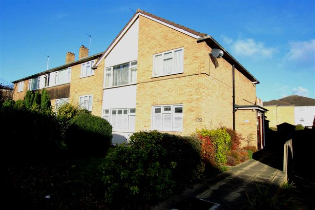 Thumbnail Maisonette for sale in Chase Green Avenue, Enfield