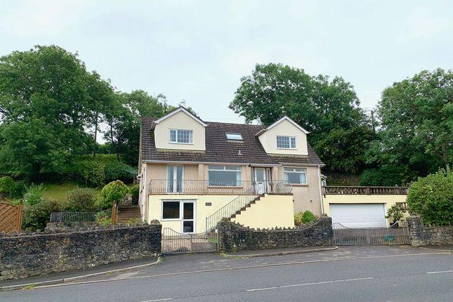 Thumbnail Detached bungalow for sale in St. Brides Major, Bridgend