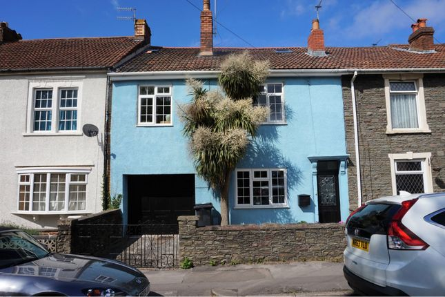 Thumbnail Terraced house for sale in Pleasant Road, Downend