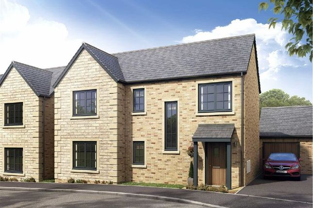 Thumbnail Detached house for sale in Spelbury, Fellside Development, Chipping