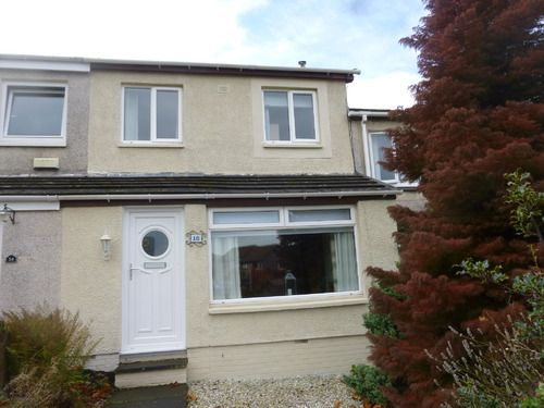 Thumbnail Terraced house to rent in Ramsay Walk, Mayfield