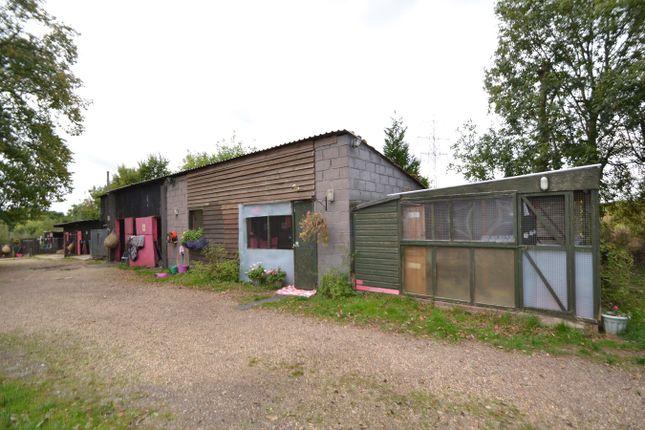 Thumbnail Land for sale in Cock Lane, Hoddesdon