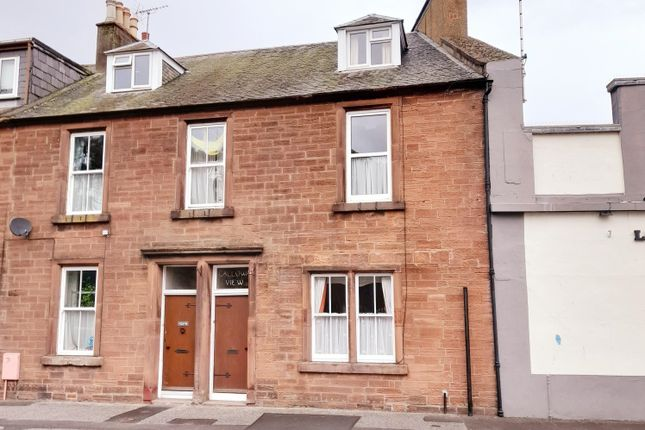 Thumbnail Terraced house for sale in Gallawa View, Whitesands, Dumfries