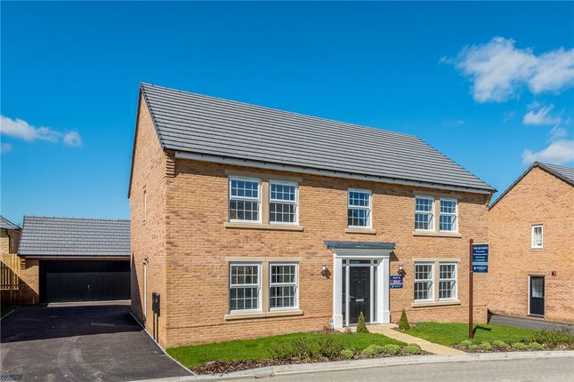 Thumbnail Detached house for sale in Grange Park, Hampsthwaite, Harrogate