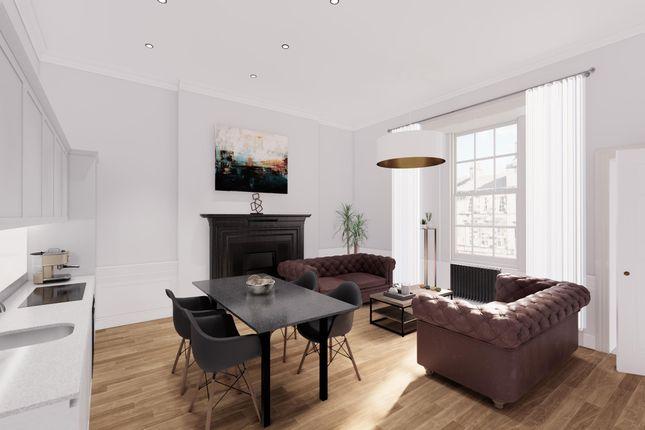 Thumbnail Flat for sale in York Place, Edinburgh, Midlothian