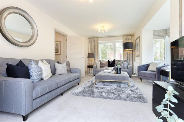 Thumbnail Detached bungalow for sale in Gratton Chase, Dunsfold, Godalming, Surrey