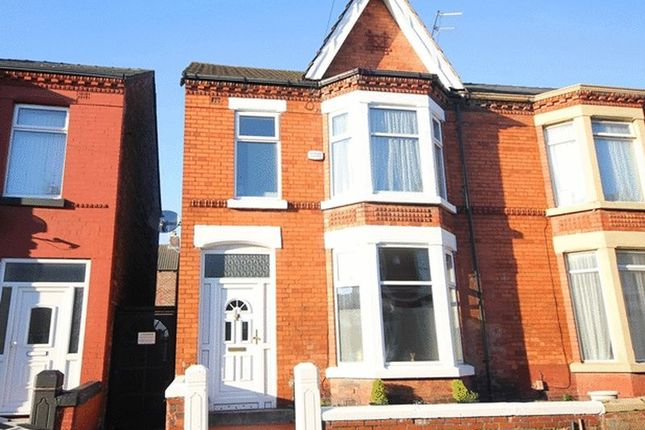 4 bed terraced house for sale in Ashdale Road, Mossley Hill, Liverpool