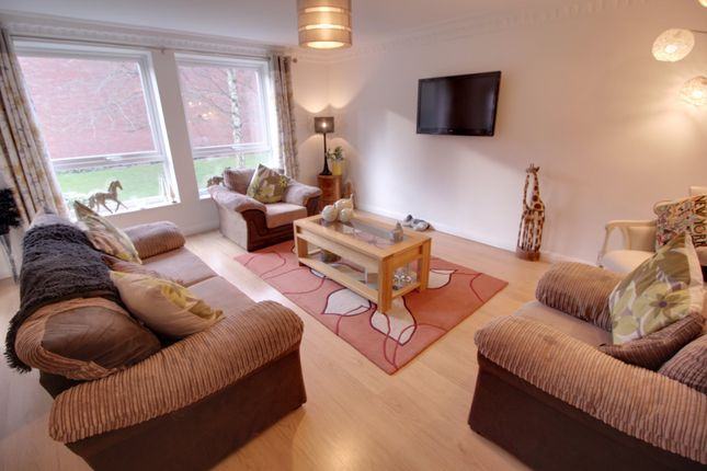 Thumbnail Flat for sale in Jacoby Place, Priory Road, Edgbaston, Birmingham