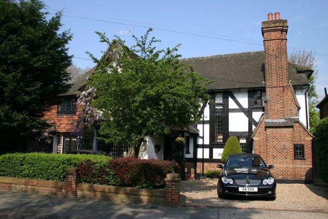 Thumbnail Detached house for sale in Heath Drive, Exhibition Estate, Gidea Park