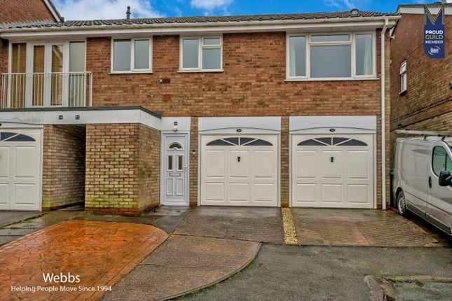 2 bed maisonette for sale in Longacres, Hednesford, Cannock WS12