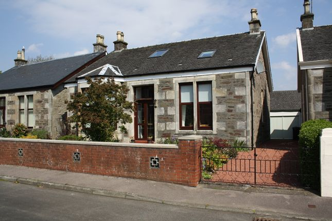 Thumbnail Detached house for sale in 11 Wyndham Park, Isle Of Bute, Rothesay