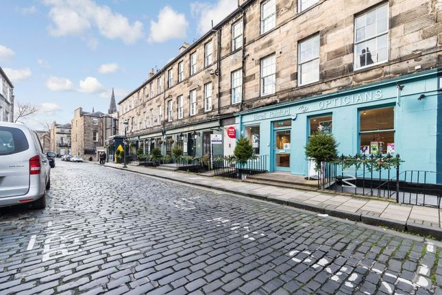 Thumbnail Flat for sale in 17A, William Street, Edinburgh EH37Ng