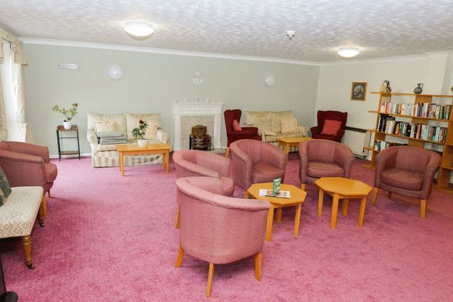 Residents Lounge of Collingwood Court, Royston SG8