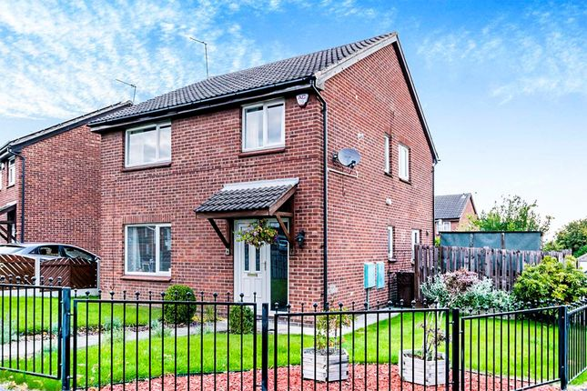 Thumbnail Detached house for sale in Grange Fields Way, Leeds