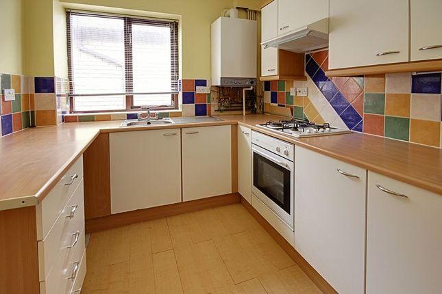 Flat for sale in Woodward Road, Cross Keys, Newport