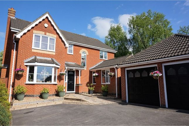 Thumbnail Detached house for sale in Barkers Mead, Yate