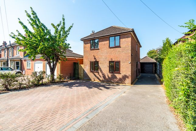 Thumbnail Detached house for sale in Church Road, Warsash